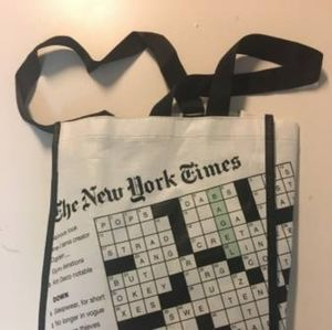 New York Times Crossword Puzzle Shopping B…